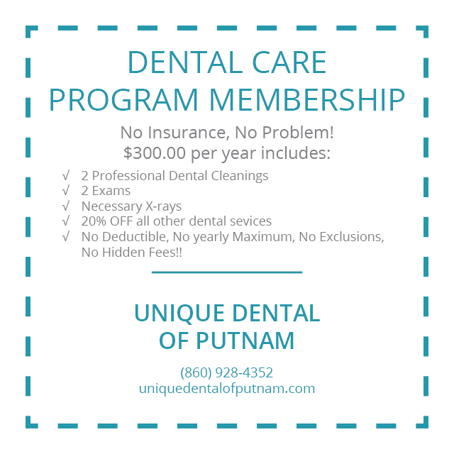 Dental Care Program
